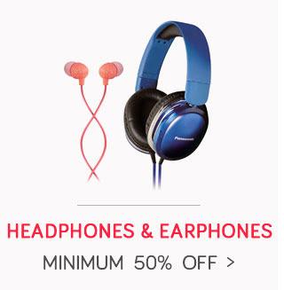 Top Rated Earphones & Headphones