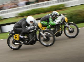 Barry Sheene Memorial brings together top bikes and racers