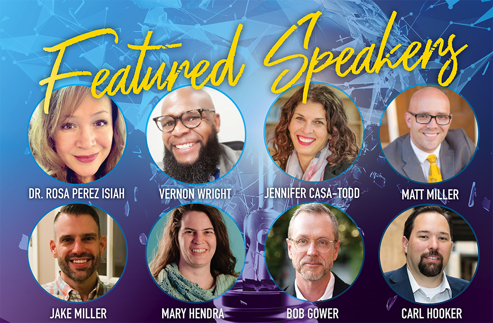 Featured Speakers July 30 HOME