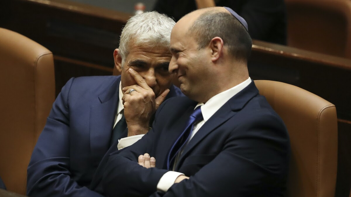 The new Middle East emerges in the Knesset