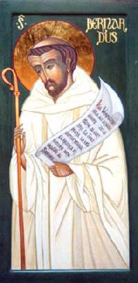 Święty Bernard z Clairvaux