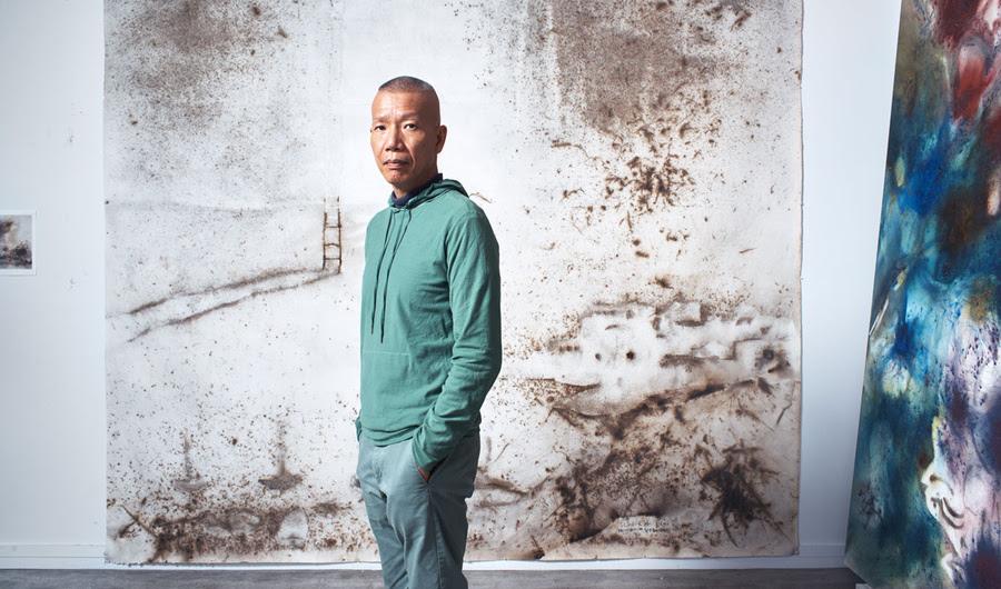Um olhar explosivo na arte de Cai Guo-Qiang