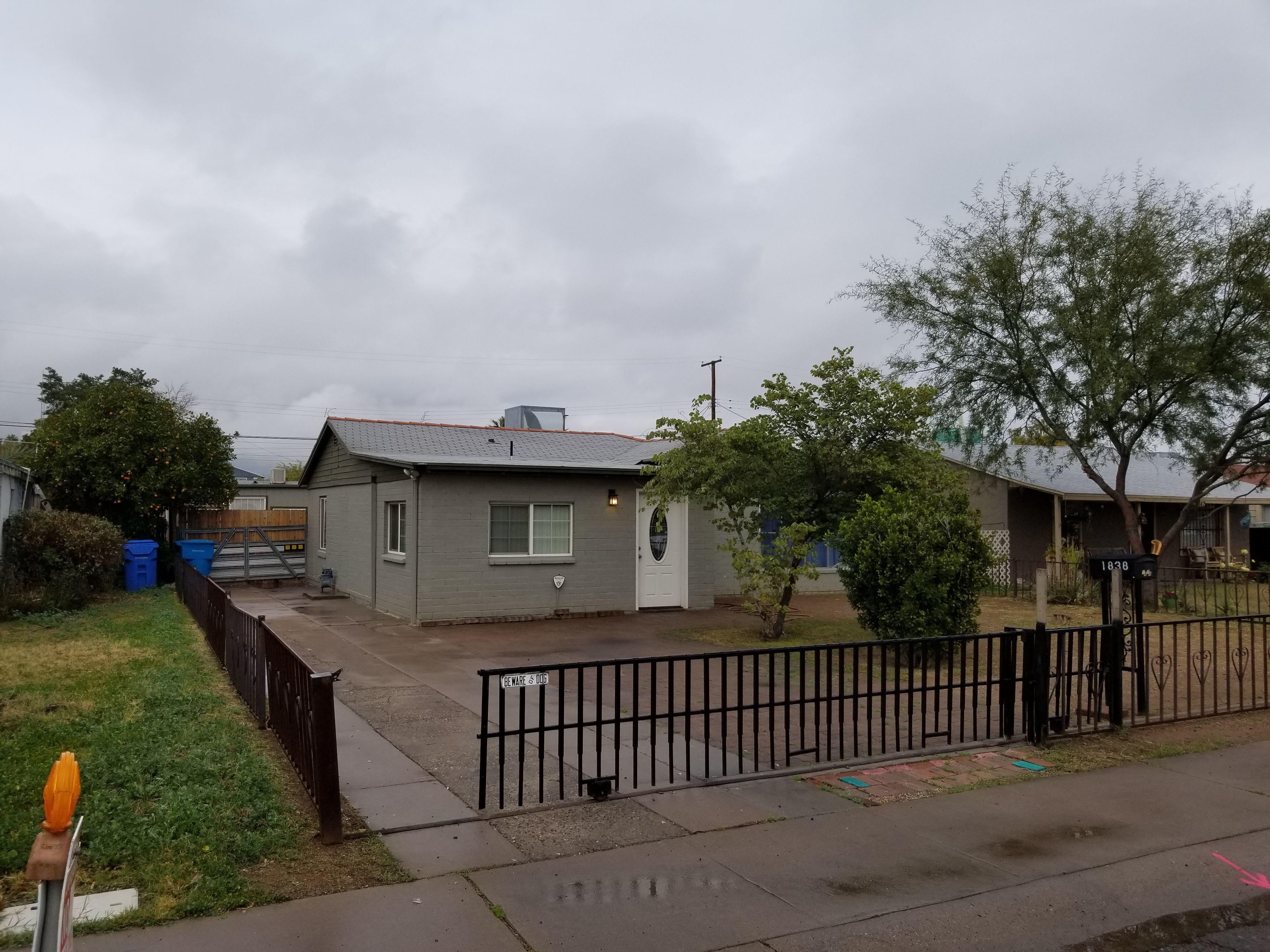 1838 E Monte Vista Rd Phoenix AZ 85006 Wholesale homes