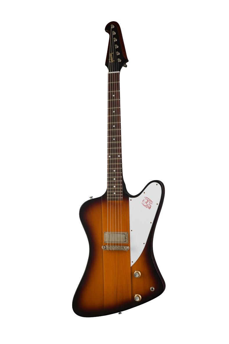 Gibson 'Eric Clapton 1964 Firebird I' Worldwide Premiere Announced Today