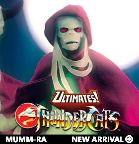 ThunderCats Ultimates Mumm-Ra (Glow-in-the-Dark) BBTS Exclusive