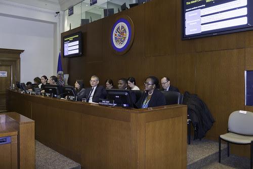 Consejo Permanente de la OEA debate soluciones a los efectos del cambio climático en la seguridad