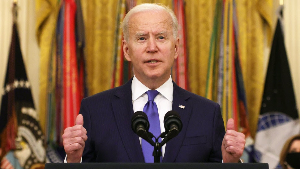 There's something seriously wrong with Joe Biden's memory