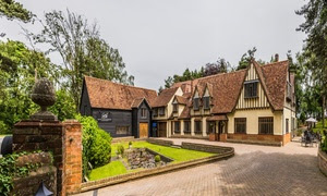4* Hertfordshire Stay with Dinner