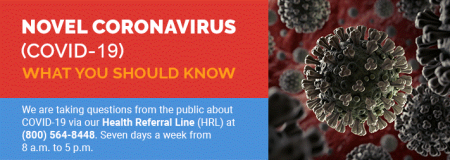Coronavirus - what you should know