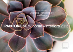 Pantone View Home + Interiors 2015