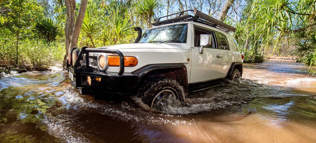 The NT's Top End is a bucket-list adventure.