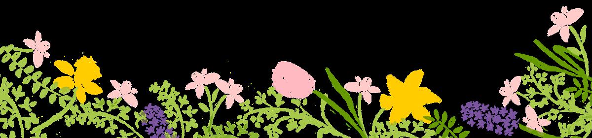 Spring Garden Bed