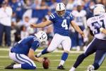 Vinatieri Joins 2,000 Club