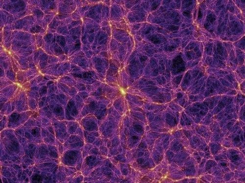النسيج الكوني