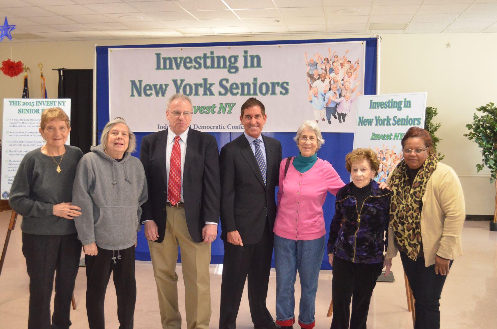 Investing In NY's Seniors