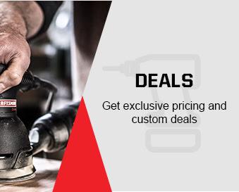 DEALS | Get exclusive pricing and custom deals