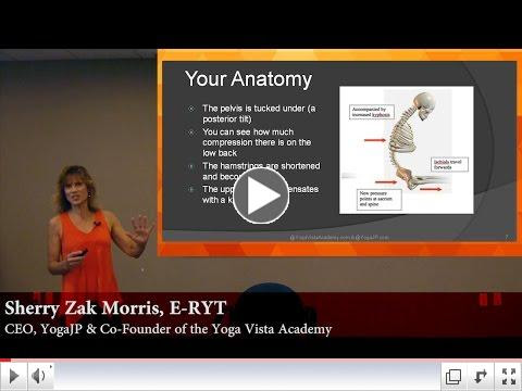 Why you might have Tight Hamstrings with Sherry Zak Morris, E-RYT