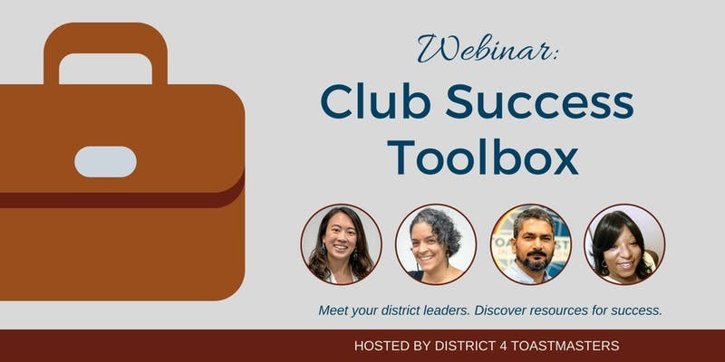 Club Success Toolbox Webinar
