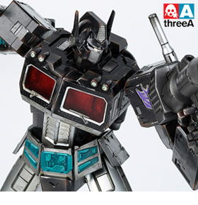 TRANSFORMERS NEMESIS PRIME BBTS EXCLUSIVE PREMIUM SCALE FIGURE