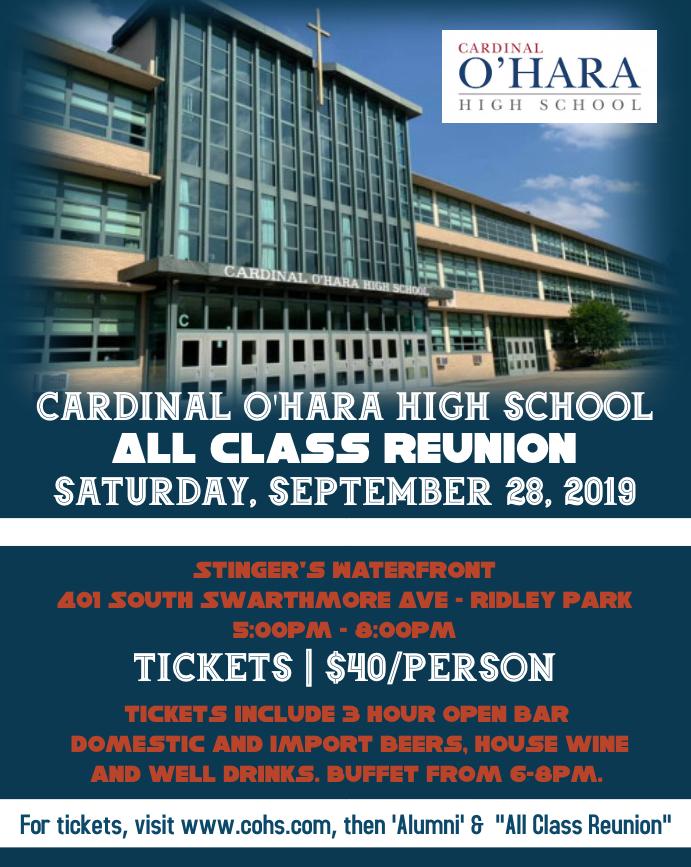 Alumni Newsletter – Alumni – Cardinal O'Hara High School