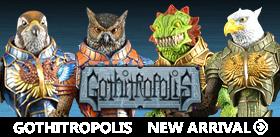 GOTHITROPOLIS SERIES 01