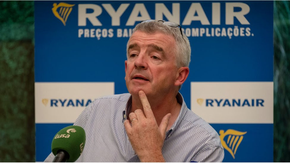 Ryanair warns refunds to take up to six months as it axes jobs
