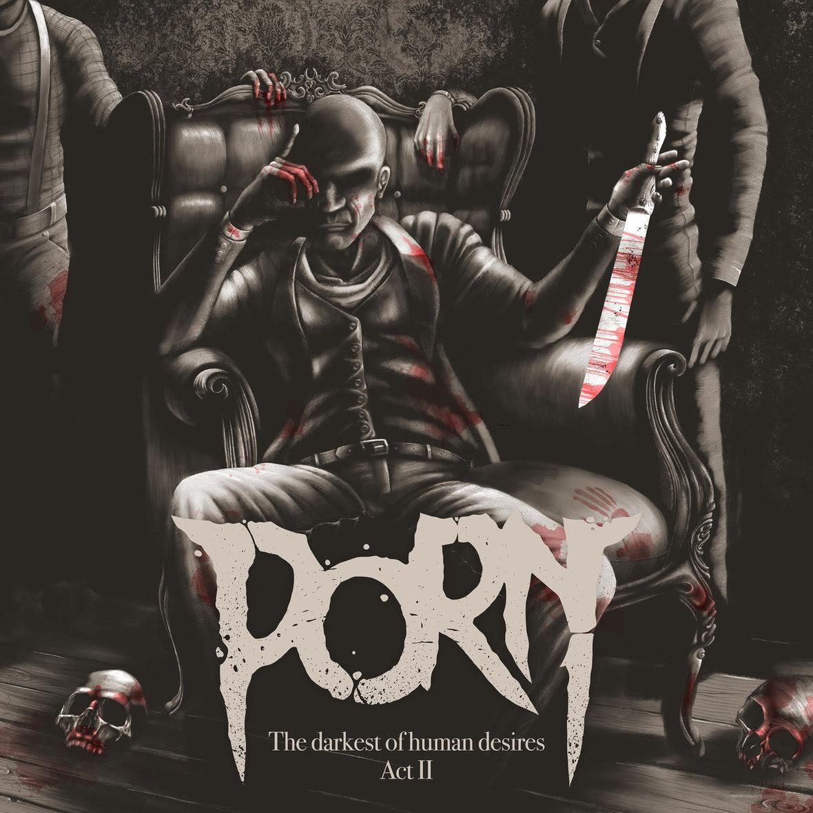 PORN album Cover TDOH2