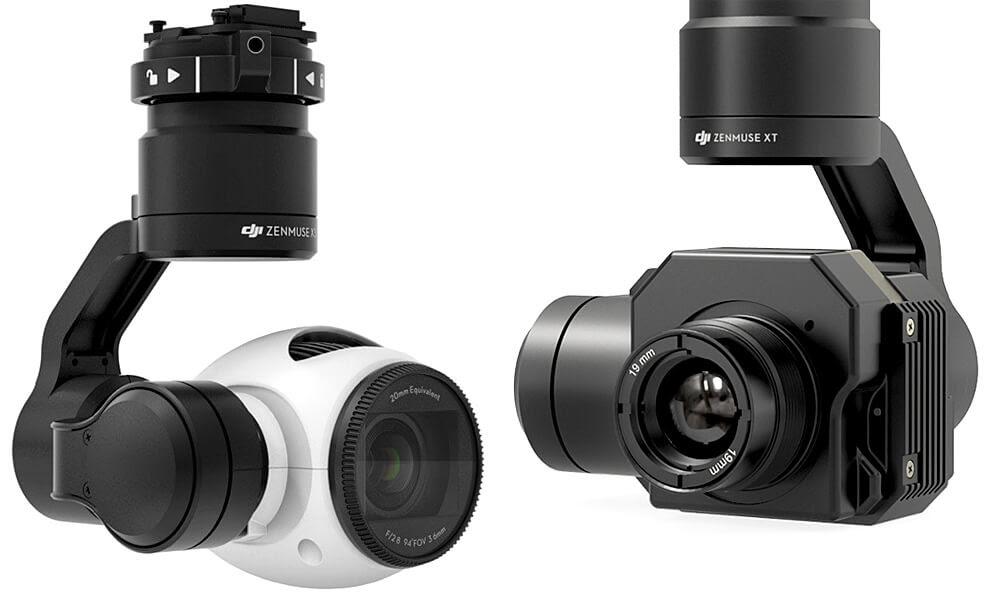 INFRAPRO 100 XT Cameras
