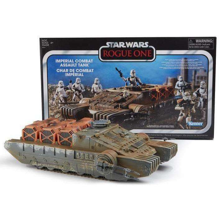 Image of Star Wars: The Vintage Collection Imperial Assault Tank