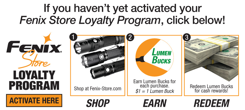 Fenix Store Loyalty Program