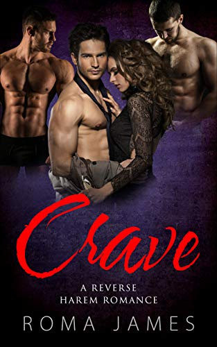 Cover for 'Crave'