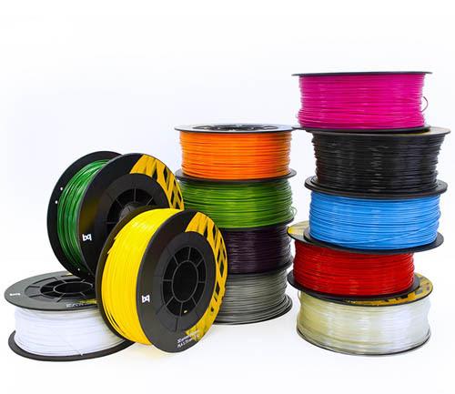Filamento Impresoras 3D
