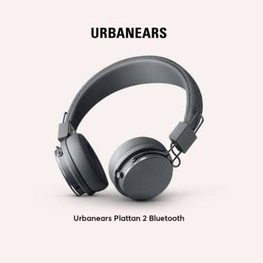 Urbanears Plattan 2 Bluetooth Headphone - Dark Grey