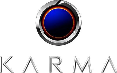 Karma Automotive Logo (PRNewsfoto/Karma Automotive)