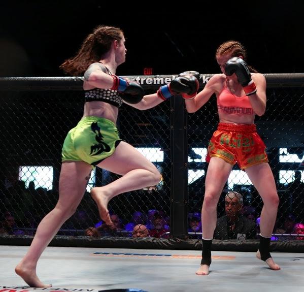 XKOA 36 Fight 3 - Hollie Smith vs Heather Martin-47