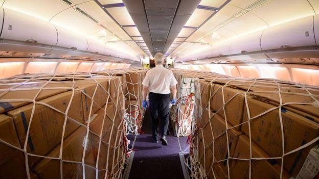 Aviao de passageiros