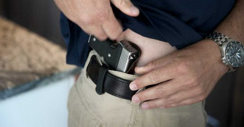 Texas Concealed Carry Holder Thwarts Potential Mass Shooting