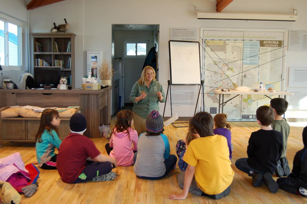 Children summer camp at morrison center