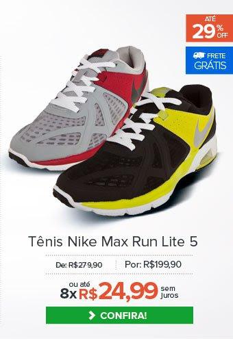 Tênis Nike Max Run Lite 5