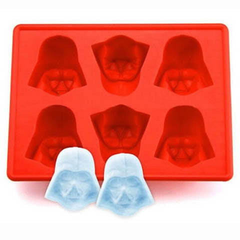 Star Wars Silicone Ice Cube Mold