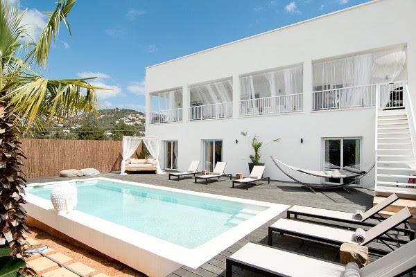 Luxury Villa Modernista - close to Ibiza Town
