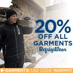 RefrigiWear: Take 20% OFF All.