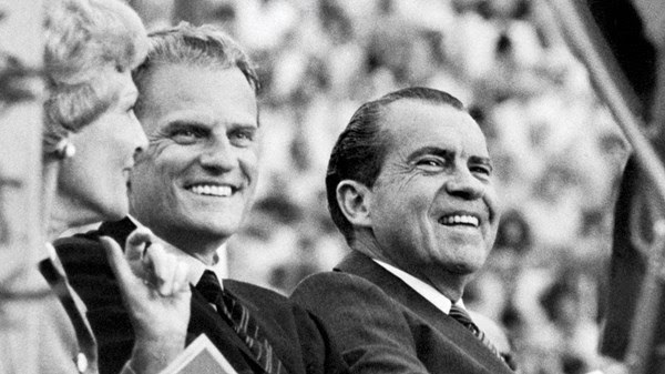 Chuck Colson on What Richard Nixon Told Billy Graham