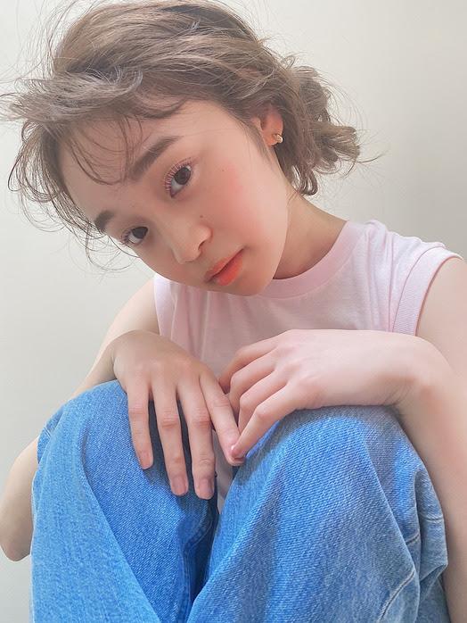 """春は """" baby pink """" メイク*【玉山】_20210406_3"""