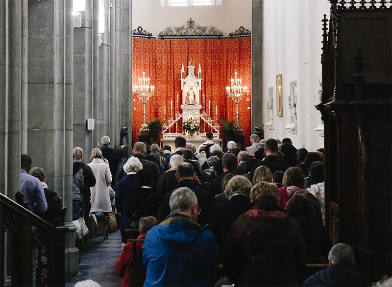Le Sanctuaire peut à nouveau accueillir des groupes de pèlerins