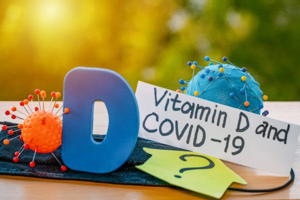 Why do Politicians & Doctors Keep Ignoring the Medical Research on Vitamin D & Covid? Shutterstock_1727389648-600x400