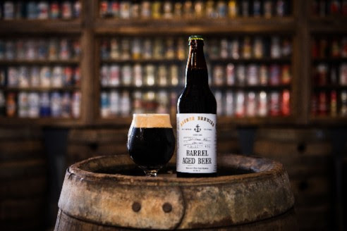 BARREL AGED CHRISTMAS ALE