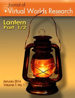Lantern Part 1 issue cover