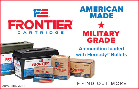 Frontier Cartridge® : American Made, Military Grade