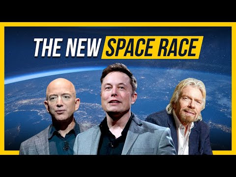 The New Space Race of the 2020s  LzwekddIX8